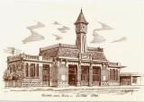 La Gare en 1935