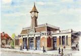 La Gare en 1950
