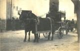 Obseques de M. Bolognini, arrivee a St Sulpice - 1917