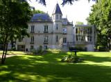 La villa Dumont, devenue Bibliotheque Municipale, Un exemple de renovation et de conservation...