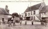 Ferme Frotiée en 1917