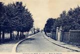 La rue de Gonesse dans les annees 1950...