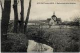 Eglise et Riviere