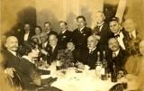 Diner des notables Aulnaysiens  en Janvier 1924