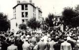 Inauguration de la Place du Gal. Leclerc 1948   -  Photo