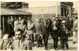 Rue Julien Mira, defile commemoratif. 1950?