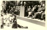 Inauguration de la Place du Gal. Leclerc 1948