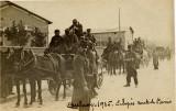 Route de Paris en 1915