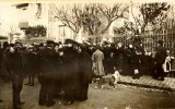 Rue Germain Papillon en 1915...