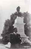 M. Olmeta résistant, président de l'Union des résistants
