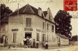 Cafe du Soleil Levant en 1900