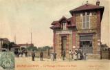 Bureau de Poste  -  Villa Les Tilleuls
