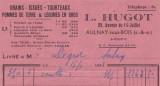 Facture - 1943
