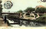 Pont de l'Union -  Avenue de la gare de l'Abbaye