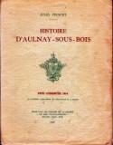 Jules Princet  1936 - Histoire d'Aulnay Sous Bois