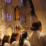 Bell Choir Girls