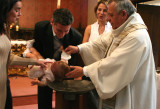 Candice's Baptism
