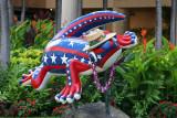 Oahu - American Frog