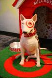 Madame Tussauds - Bullseye Dog