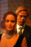 Madame Tussauds - Brad & Angelina