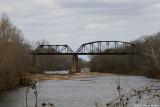 RR Bridge - Colorodo River, Fayette County