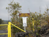 State Forest Reserve Gate