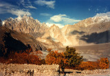 The Karakorams at Passu