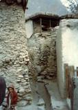 Street in Baltit