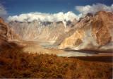 Karakorams-Hunza