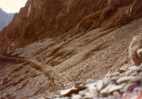 The trail to Shimshal