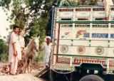 Loading the horses