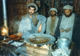 Street side kabab