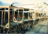 Empty carts - early morning