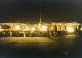 Gilgit - open bazaar (night)