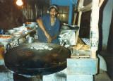 Chappli kabab & money