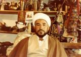 Shia cleric in G.M. Baigs shop