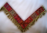 Turkoman embroidered piece