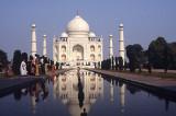 Taj Mahal-An unusual view