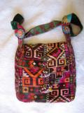 Turkomen piece purse