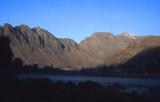 Gilgit River at Gilgit-early morning