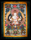 Tibetan Tanka painting