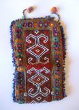 Beaded Koochie wallet-back
