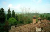 La Volpaia room view, spring 2000