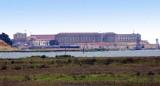 San Quentin Prison from Greenbrae Boardwalk