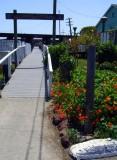Greenbrae Boardwalk Entrance