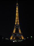 Eiffel Tower Visit (Tour d'Eiffel a nuit)