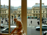 Louvre: Inside and Outside