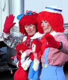 Dolls on Parade