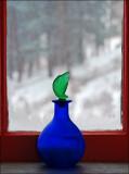 Winter Thru the Window*by mlynn