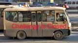 Challenge closed